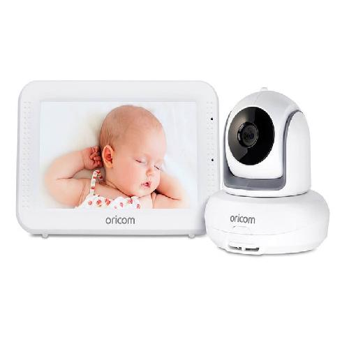 ORICOM SECURE SC875 5 INCH TOUCHSCREEN VIDEO BABY MONITOR