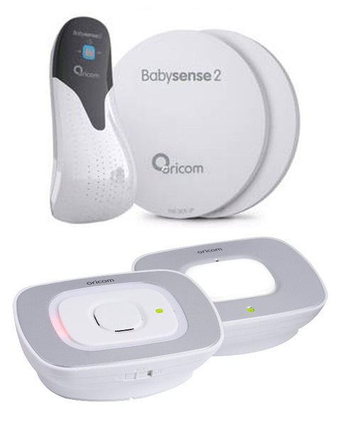 BABYSENSE 2 INFANT RESPIRATORY MONITOR+SECURE 530 MONITOR PACK